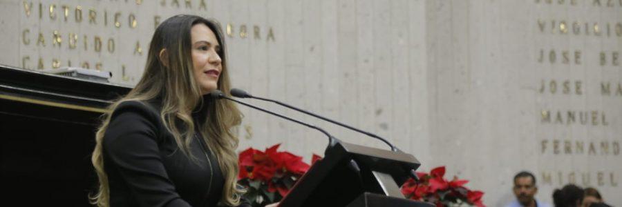 Propone Montserrat Ortega Ley Especial de Adopciones Anticipadas